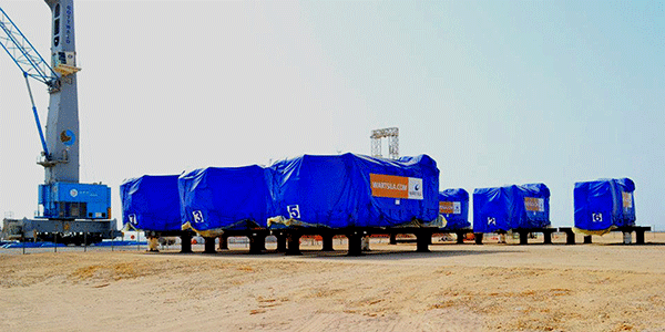 Muscat International Shipping and Logistics LLC | OMAN | SOHAR